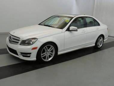 Used mercedes benz c300 in the usa car for sale for Used mercedes benz for sale in usa