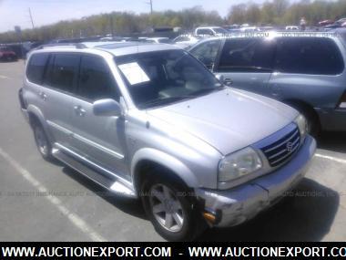 used 2003 suzuki xl7 plus touring ltd wagon 4 door car for sale at auctionexport used 2003 suzuki xl7 plus touring ltd wagon 4 door car for sale at auctionexport