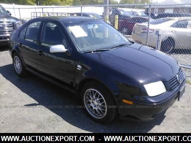 used 2003 volkswagen jetta wolfsburg edition sedan 4 door car for sale at auctionexport. Black Bedroom Furniture Sets. Home Design Ideas