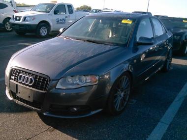 Used 2008 Audi A4 S20t Quattro Tur Sedan 4 Door Car For Sale At