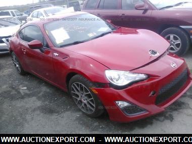 used 2013 scion fr s coupe 2 door car for sale at auctionexport. Black Bedroom Furniture Sets. Home Design Ideas