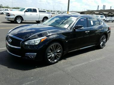 used 2017 infiniti q70l sedan 4 doors car for sale at auctionexport. Black Bedroom Furniture Sets. Home Design Ideas