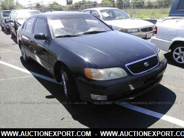 used 1996 lexus gs 300 base sedan 4 door car for sale at. Black Bedroom Furniture Sets. Home Design Ideas