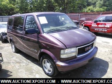 Used 1997 Gmc Safari Cargo Van Incomplete Extended Van Car For Sale