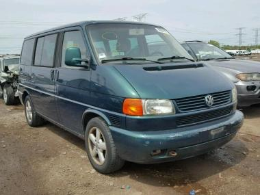 used 2002 volkswagen eurovan gl car for sale at auctionexport. Black Bedroom Furniture Sets. Home Design Ideas