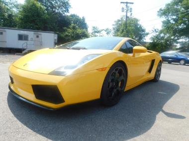 used 2004 lamborghini gallardo coupe car for sale at. Black Bedroom Furniture Sets. Home Design Ideas