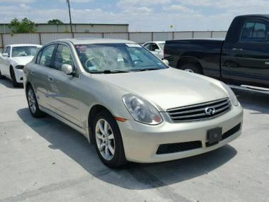 used 2005 infiniti g35 awd for sale at auctionexport. Black Bedroom Furniture Sets. Home Design Ideas