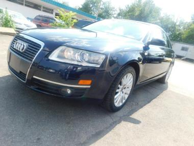 used 2006 audi a6 3 2 with tiptronic sedan 4 door car for sale at auctionexport. Black Bedroom Furniture Sets. Home Design Ideas