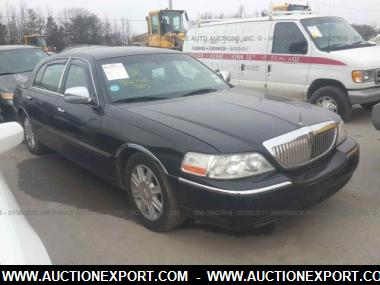 used 2011 lincoln town car executive l sedan 4 door car for sale at auctionexport. Black Bedroom Furniture Sets. Home Design Ideas