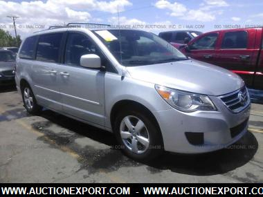 2009 Volkswagen Routan Se New And Used Car Reviews Car