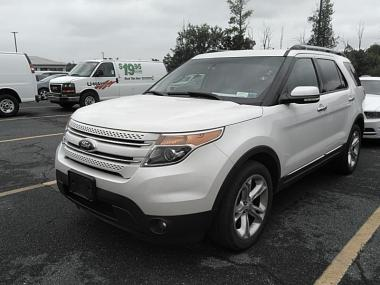 used 2014 ford explorer limited sport utility 4 door car for sale at auctionexport. Black Bedroom Furniture Sets. Home Design Ideas
