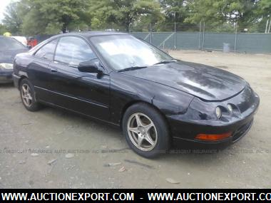ACURA INTEGRA LS Hatchback Door Car For Sale At AuctionExport - 1995 acura integra for sale