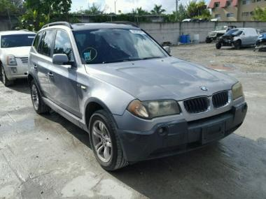 Worksheet. 2004 BMW X3 30 Car For Sale At AuctionExport