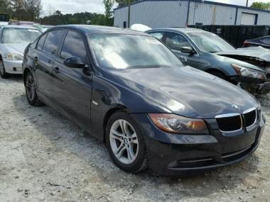 2008 BMW 328I Car For Sale At AuctionExport