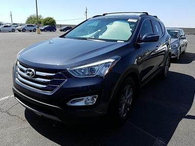 used 2013 hyundai santa fe sport sport utility 4 door car for sale at auctionexport. Black Bedroom Furniture Sets. Home Design Ideas