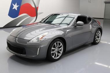Used 2014 NISSAN 370Z COUPE 2 Door Car For Sale At AuctionExport