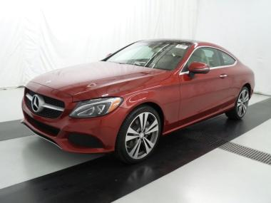 Mercedes benz c class for sale for Mercedes benz for sale in usa