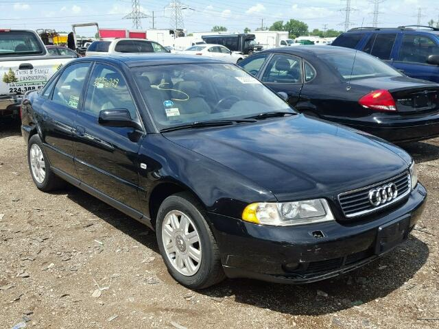 Used 2001 AUDI A4 1.8 TUR For Sale At AuctionExport