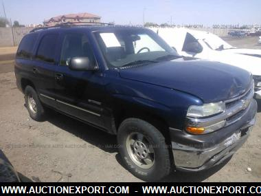 used 2000 chevrolet tahoe k1500 car for sale at auctionexport. Black Bedroom Furniture Sets. Home Design Ideas