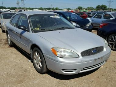 used 2007 ford taurus sel car for sale at auctionexport. Black Bedroom Furniture Sets. Home Design Ideas