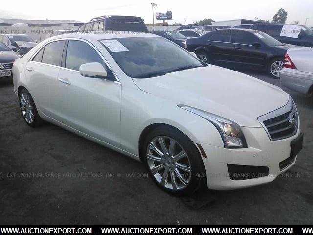 used 2013 cadillac ats luxury d car for sale at auctionexport. Black Bedroom Furniture Sets. Home Design Ideas