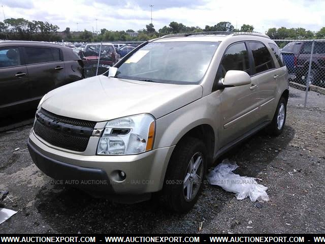 used 2006 chevrolet equinox lt car for sale at auctionexport. Black Bedroom Furniture Sets. Home Design Ideas