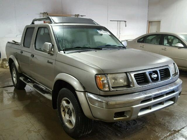 used 2000 nissan frontier car for sale at auctionexport. Black Bedroom Furniture Sets. Home Design Ideas