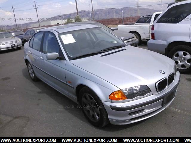 used 2001 bmw 325i car for sale at auctionexport. Black Bedroom Furniture Sets. Home Design Ideas