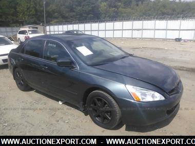 used 2004 honda accord ex car for sale at auctionexport. Black Bedroom Furniture Sets. Home Design Ideas