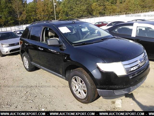 used 2007 ford edge se car for sale at auctionexport. Black Bedroom Furniture Sets. Home Design Ideas