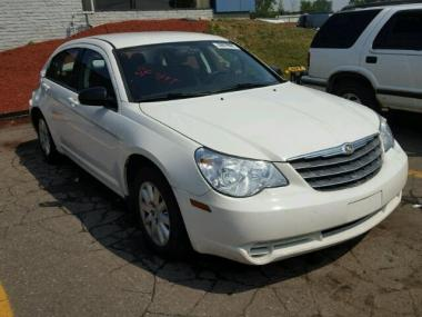 Used 2010 Chrysler Sebring To Car For Sale At Auctionexport