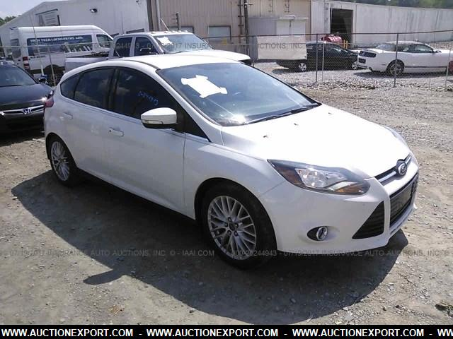 used 2014 ford focus titanium car for sale at auctionexport. Black Bedroom Furniture Sets. Home Design Ideas