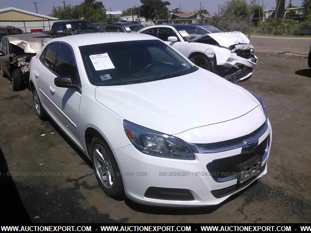 used 2015 chevrolet malibu ls car for sale at auctionexport. Black Bedroom Furniture Sets. Home Design Ideas
