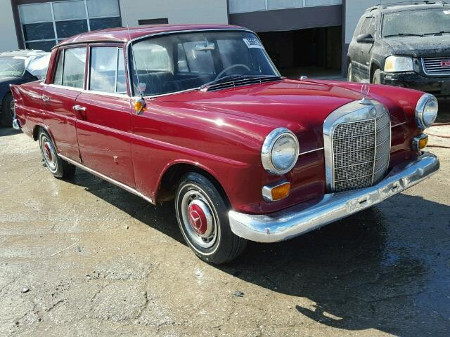 Used 1964 mercedes benz 190 car for sale at auctionexport for Used cars for sale mercedes benz