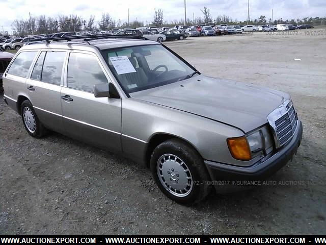 Used 1992 mercedes benz 300 car for sale at auctionexport for Used mercedes benz 300