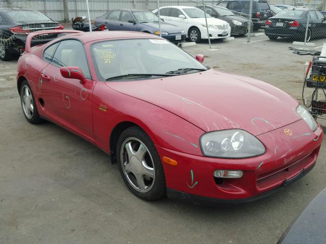 used 1997 toyota supra car for sale at auctionexport. Black Bedroom Furniture Sets. Home Design Ideas