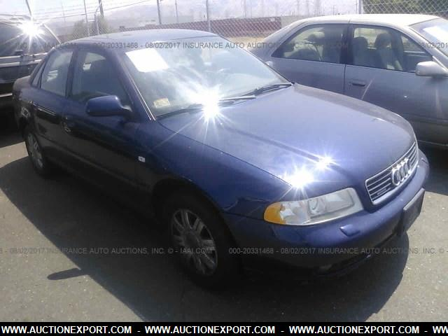 Used 2000 AUDI A4 1.8T QUATTRO Car For Sale At AuctionExport