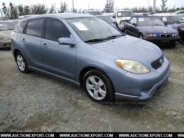 used 2005 toyota matrix xr car for sale at auctionexport. Black Bedroom Furniture Sets. Home Design Ideas