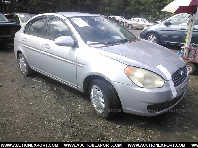 used 2006 hyundai accent gls car for sale at auctionexport. Black Bedroom Furniture Sets. Home Design Ideas