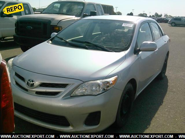 2011 Toyota Corolla For Sale >> Used 2011 Toyota Corolla Base Mt Repo Car For Sale At Auctionexport