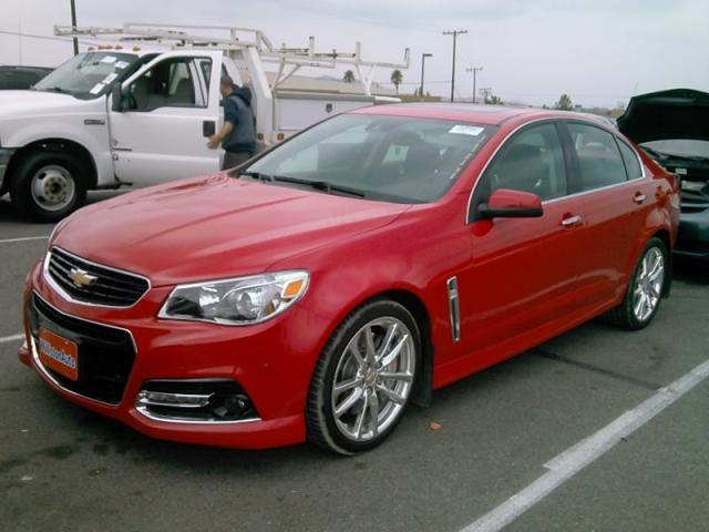 used 2014 chevrolet ss car for sale at auctionexport. Black Bedroom Furniture Sets. Home Design Ideas