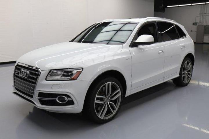 used 2015 audi sq5 car for sale at auctionexport. Black Bedroom Furniture Sets. Home Design Ideas