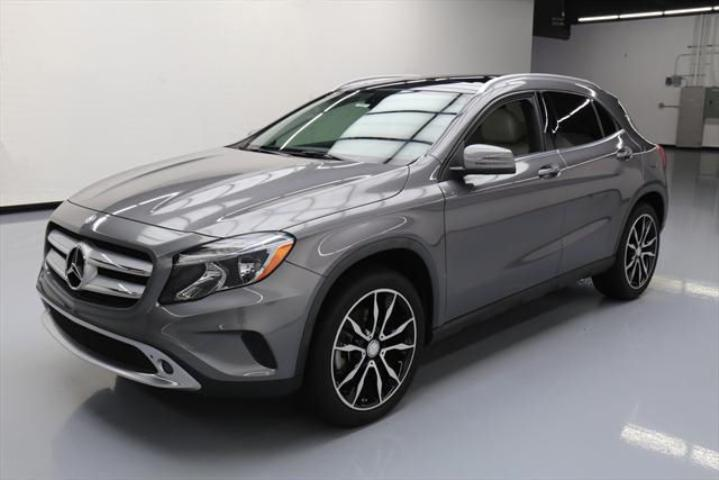 Used 2015 mercedes benz gla class car for sale at for Used mercedes benz cars for sale