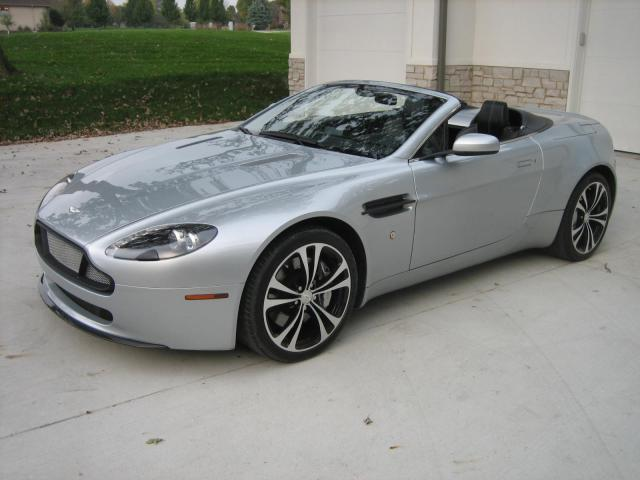Used ASTON MARTIN VANTAGE Car For Sale At AuctionExport - Used aston martin price