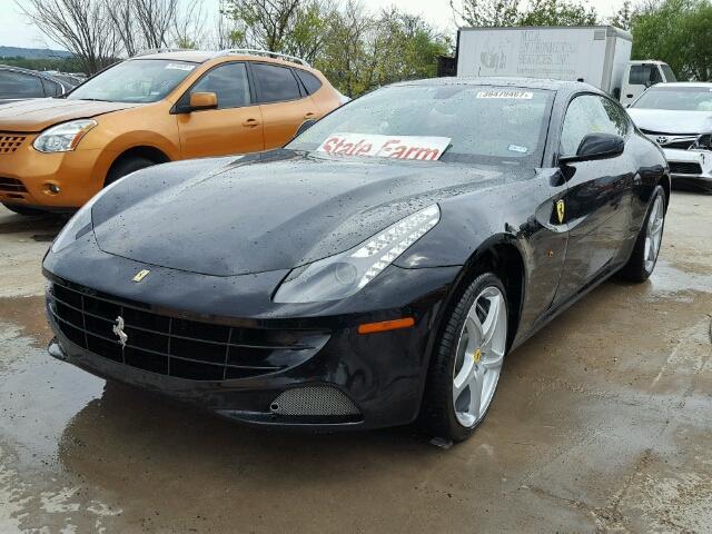Used 2012 Ferrari Ff Car For Sale At Auctionexport