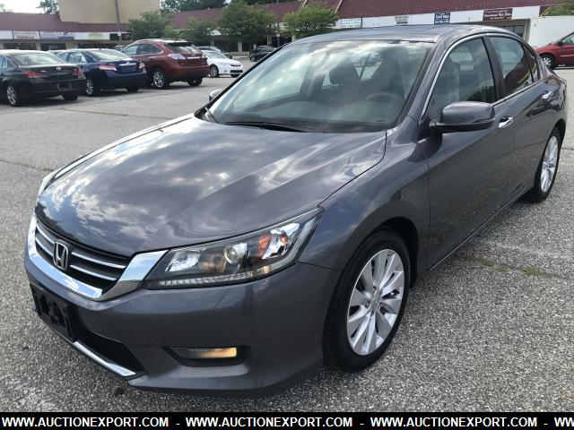 Used 2014 Honda ACCORD EX (REPO) Car For Sale At AuctionExport