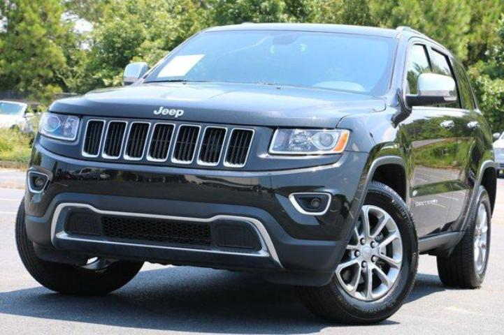used 2016 jeep grand cherokee car for sale at auctionexport. Black Bedroom Furniture Sets. Home Design Ideas