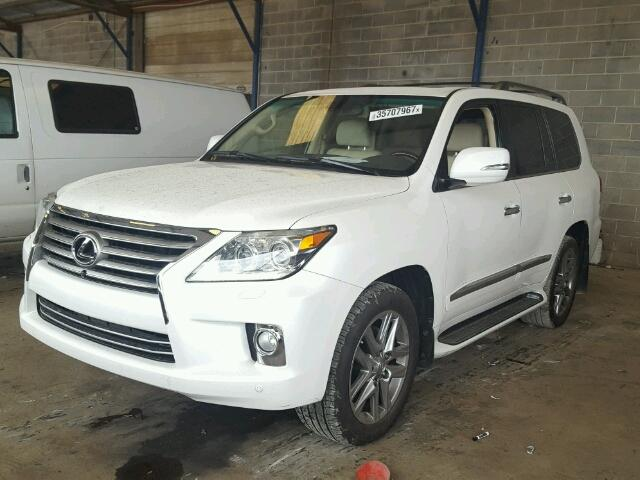 used 2013 lexus lx 570 car for sale at auctionexport. Black Bedroom Furniture Sets. Home Design Ideas