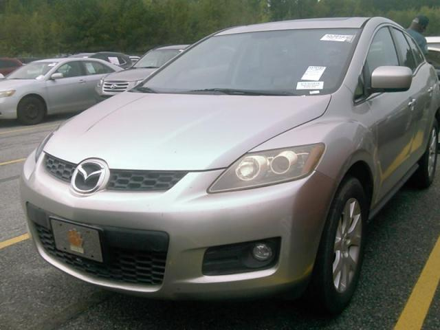 used 2007 mazda cx 7 car for sale at auctionexport. Black Bedroom Furniture Sets. Home Design Ideas