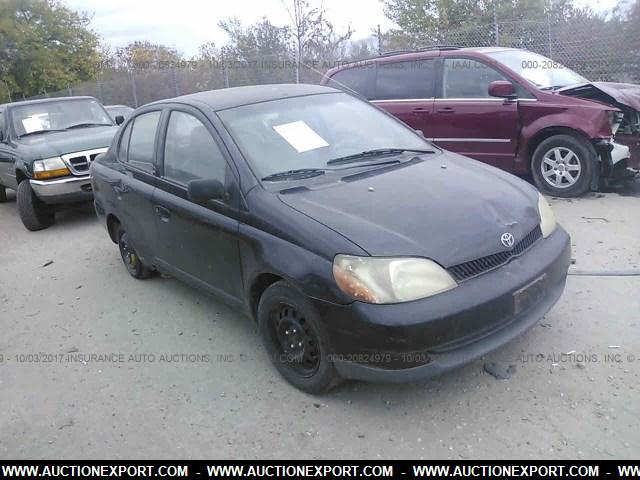 used 2001 toyota echo car for sale at auctionexport. Black Bedroom Furniture Sets. Home Design Ideas